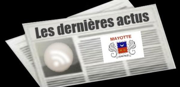 Les dernières actus de Mayotte