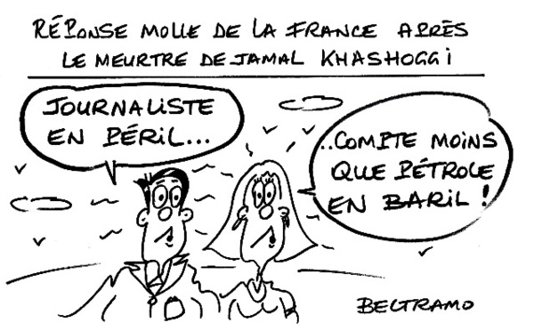 Le hors-sujet de Macron