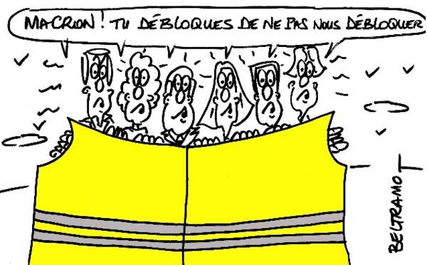 Gilets jaunes: une tentative loupée de sortir de la crise
