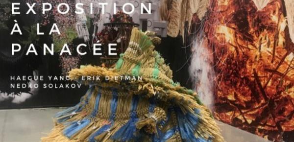 Triple exposition à la Panacée