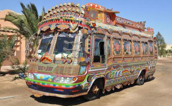L'IMAGE DU JOUR: Bus égyptien