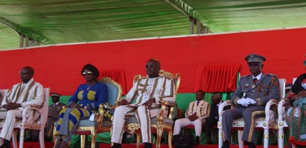 Burkina: Indépendance day