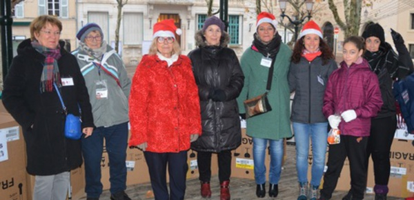 Saint-Marcelin: Affronter l'hiver ensemble
