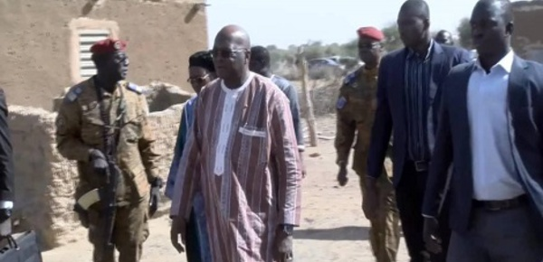 Burkina: Tuerie à Yirgou-Foulbè