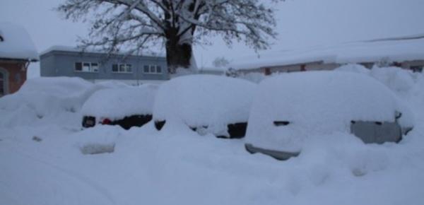 L'Allemagne et l'Autriche font le bilan après la chute de neige