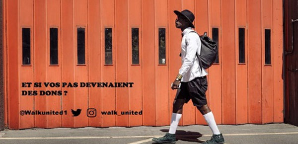 Walk united: quand vos pas valent de l'or