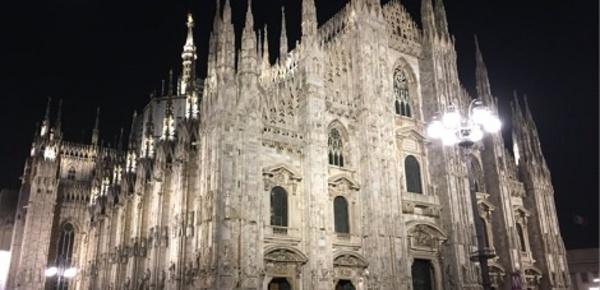 Un week-end à Milan