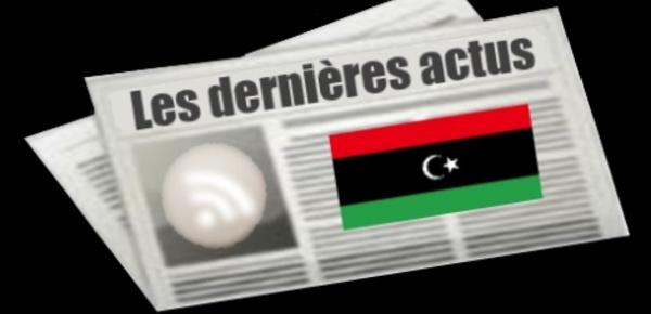 Les dernières actus de Libye
