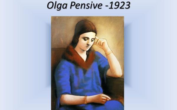 """Olga Picasso"" à Málaga"