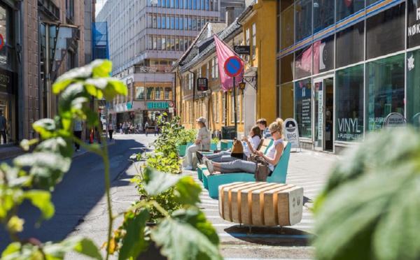 Oslo: nouvelle capitale verte de l'Europe