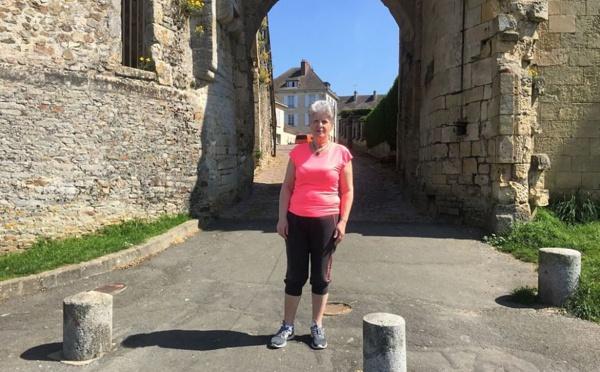 Calvados: une érudite narre Falaise sur Facebook
