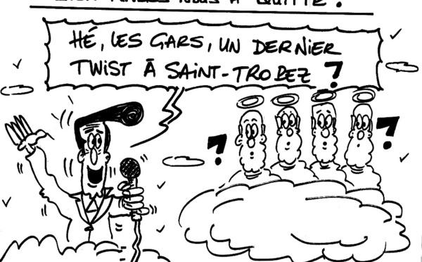 Le rock'n'roll français est en deuil