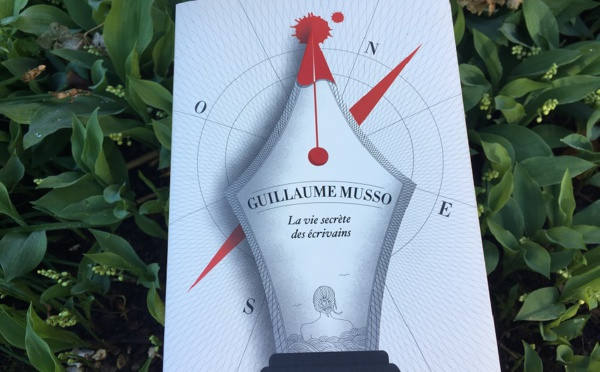"""""""La Vie secrète des écrivains"""", le nouveau livre de Guillaume Musso"""