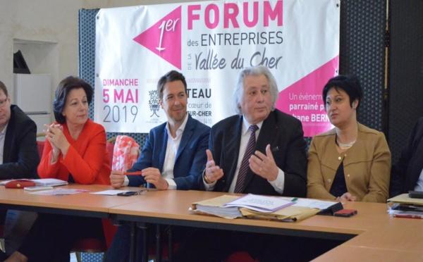 Bataille pour l'emploi au château de Selles-sur-Cher