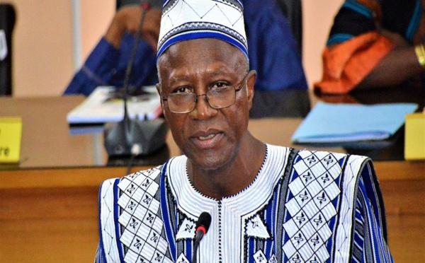 Etat de la Nation: le Burkina tient bon selon Christophe Dabiré