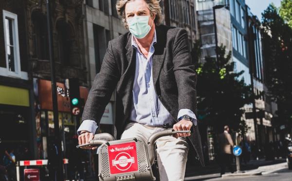 Le défi des masques pour  sauver la planète