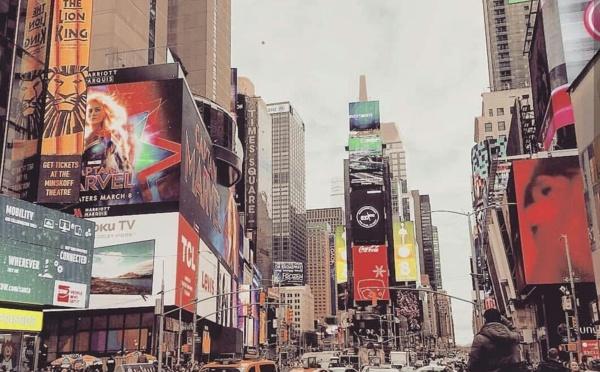New York : Entre paillettes et chiffres d'affaires