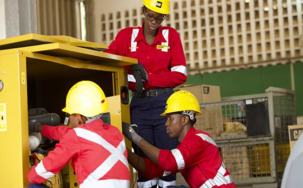 Côte d'Ivoire, la Manutention Africaine privilégie le recrutement des femmes