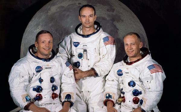 Il y a 50 ans, l'homme marchait pour la première fois sur la Lune