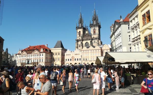 Escapade familiale à Prague