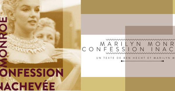 Les secrets de Marilyn Monroe, au théâtre à la rentrée