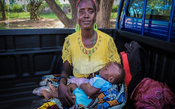 La vaccination permet de prévoir la fin de la polio en Afrique