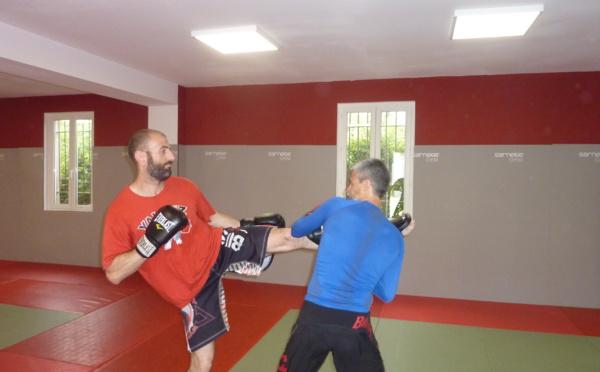 A la découverte du MMA ou Mixed Martial Arts