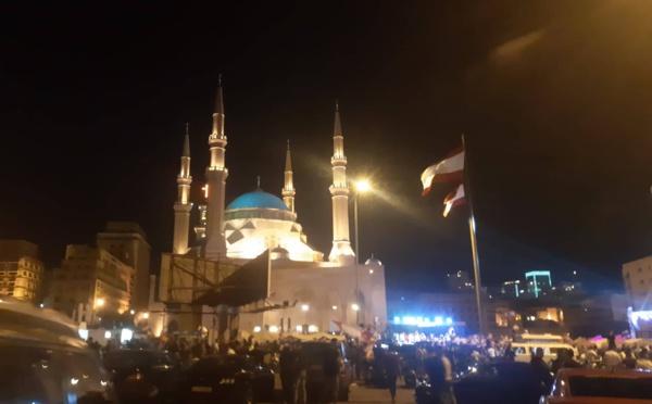"""Liban : le peuple déterminé à """"réformer le système"""""""