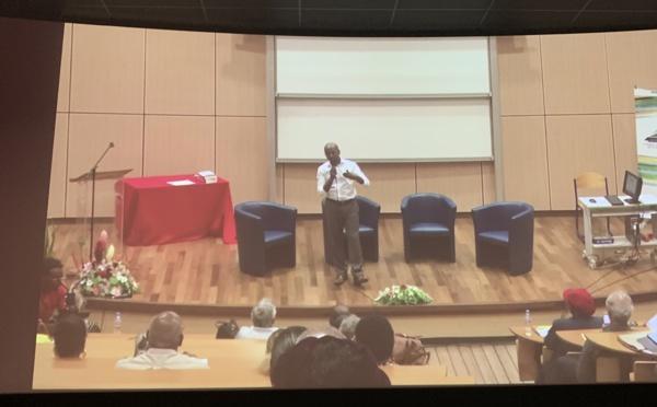 Conférence de Navi Radjou, penseur international de l'économie frugale