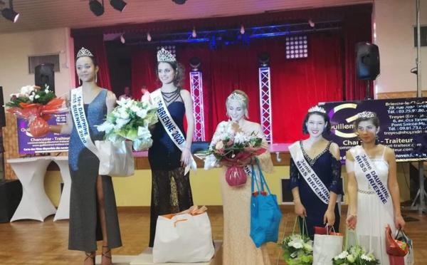 Une nouvelle Miss a été élue à Brienne-le-Château