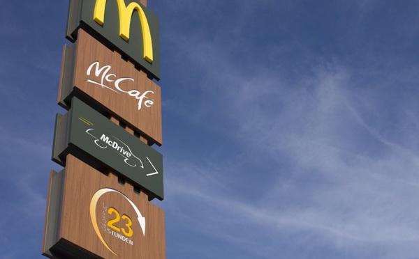 McDonald's France supprime définitivement les pailles en plastique !