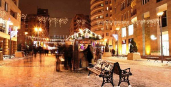 Noël en Arménie