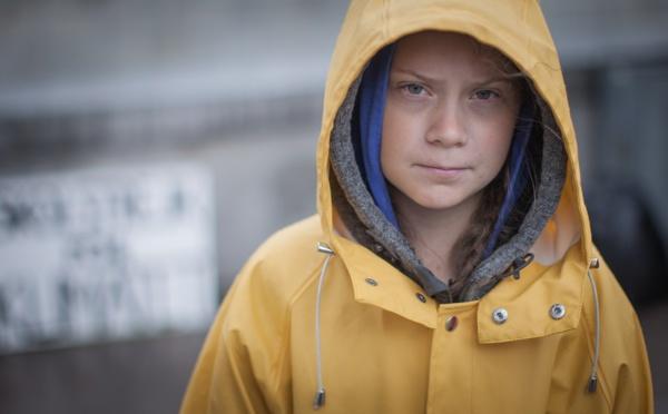 Greta Thunberg accoste à Lisbonne en vue de la COP 25 prevue à Madrid