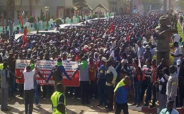 Burkina : les enseignants donnent un ultimatum au gouvernement