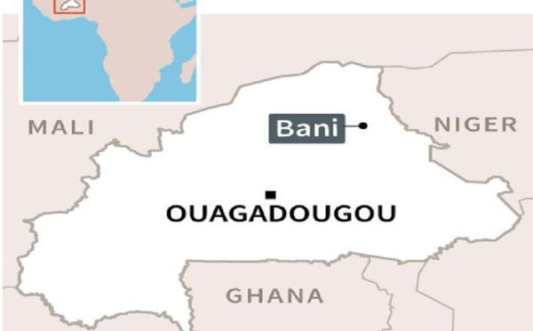 Burkina: une vingtaine de civils tués à Lamdamol