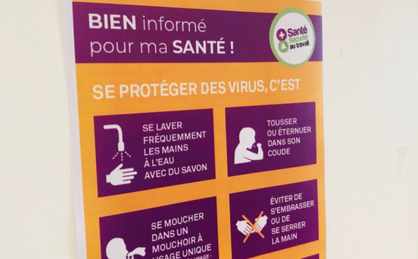 Coronavirus : les entreprises s'organisent face à la menace d'épidémie