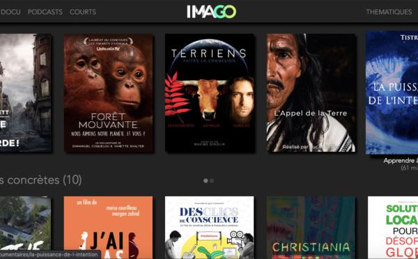 Imago TV, le nouveau Netflix de la transition écologique