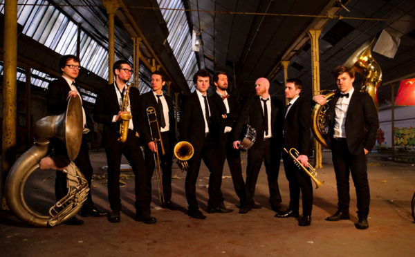 Big Funk Brass revient le 30 avril avec l'album Higher
