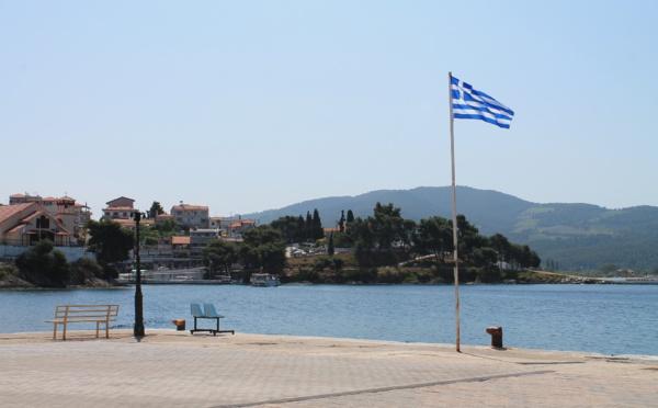 En Grèce, les camps de réfugiés surpeuplés face au Covid-19