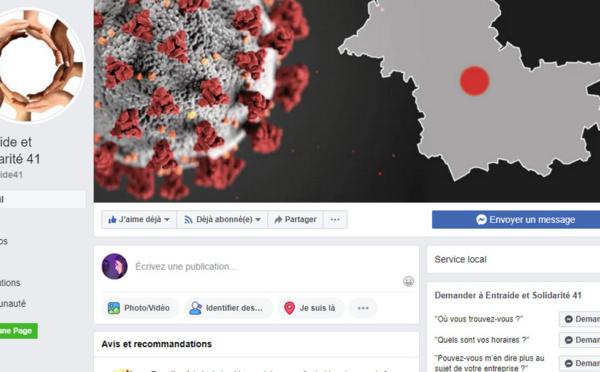 Loir-et-Cher. Un nouveau groupe Facebook se crée, dédié à l'entraide et à la solidarité