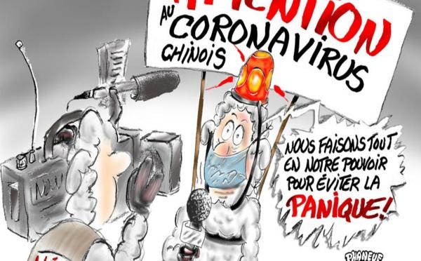 """Coronavirus : quand des médias entrent en """"guerre"""" contre la Chine"""