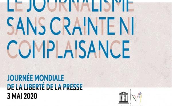 3 mai 2020 : liberté de la presse vous avez dit ?