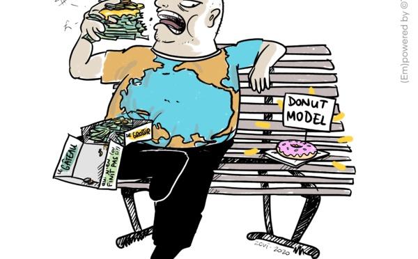 L'économie du Donut: la recette d'un monde meilleur?