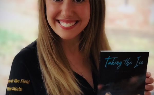 Interview with Allye M. Ritt: A Figure Skating Author