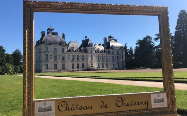 Réouverture du Château de Cheverny