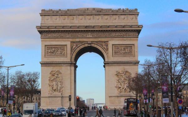 Les Français commémorent l'Appel du 18 Juin 1940