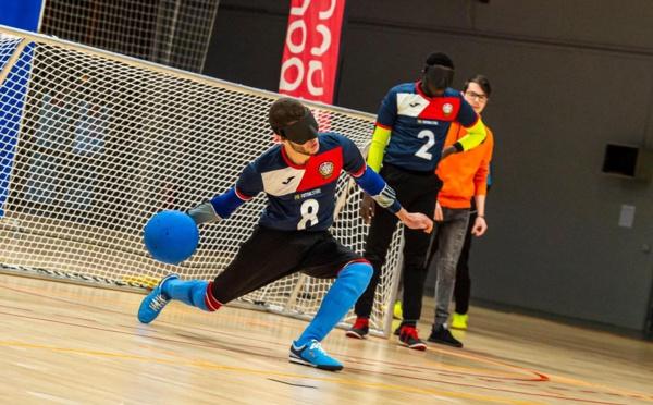 Le goalball un sport de déficients visuels ouvert à tous
