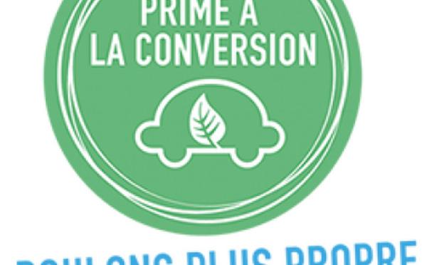 Prime à la conversion : nouveau dispositif en vigueur depuis le 3 août 2020