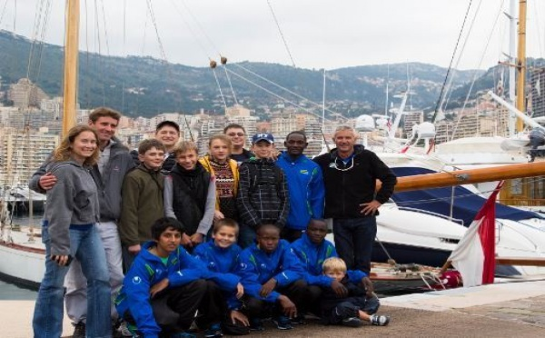 4e Monaco Optimist Team Racing