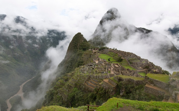 Machu Picchu a rouvert son site au public